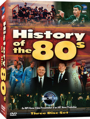 History of the 80's - Box Art