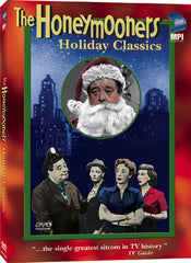 Honeymooners Holiday Classics, The - Box Art