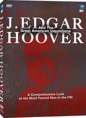 J. Edgar Hoover and the Great American Inquisitions - Box Art