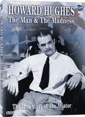 Howard Hughes: The Man and the Madness - Box Art