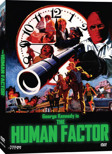 Human Factor, The - Box Art