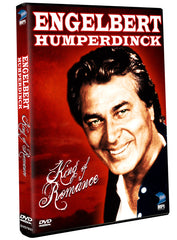 Engelbert Humperdinck: King of Romance - Box Art