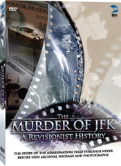 Murder of JFK: A Revisionist History, The - Box Art