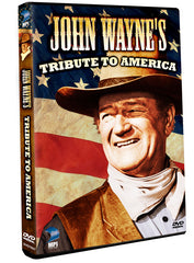 John Wayne's Tribute to America - Box Art