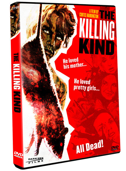 Killing Kind, The - Box Art