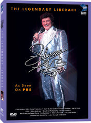Legendary Liberace, The - Box Art