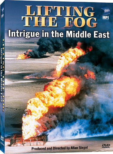 Lifting the Fog: Intrigue in the Middle East - Box Art