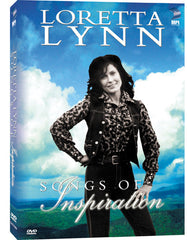 Loretta Lynn: Songs of Inspiration - Box Art