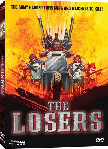 Losers, The - Box Art