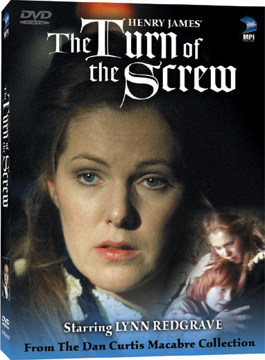 Turn of the Screw - Box Art