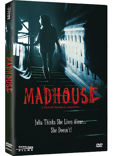Madhouse - Box Art