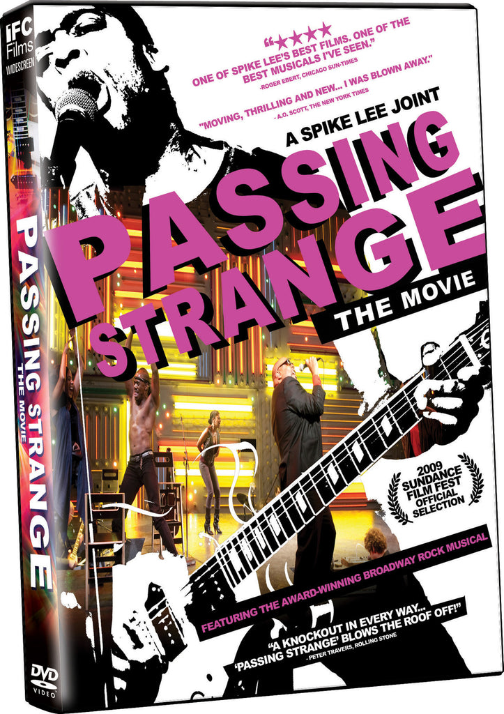 Passing Strange - Box Art