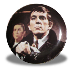 Dark Shadows Collectors Plate Barnabas - Box Art