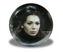 Dark Shadows Collectors Plate Maggie - Box Art
