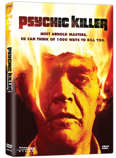 Psychic Killer - Box Art