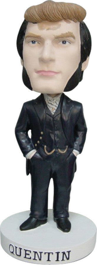Dark Shadows Quentin Bobblehead Doll - Box Art