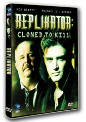 Replikator: Cloned to Kill, The - Box Art