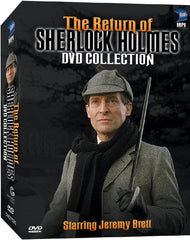 Return of Sherlock Holmes Collection, The - Box Art