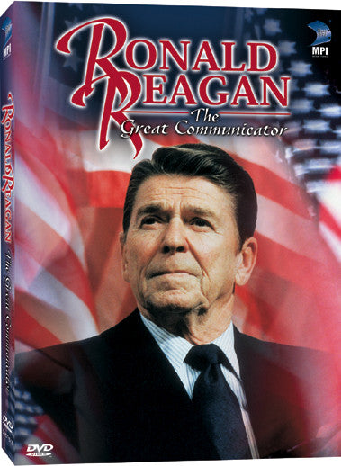 Ronald Reagan: The Great Communicator - Box Art