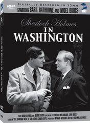 Sherlock Holmes in Washington - Box Art