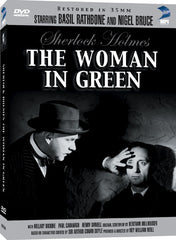 Sherlock Holmes and the Woman in Green - Box Art
