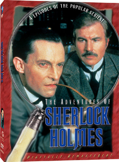 Adventures of Sherlock Holmes: Volume 1, The - Box Art