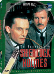 Adventures of Sherlock Holmes: Volume 3, The - Box Art