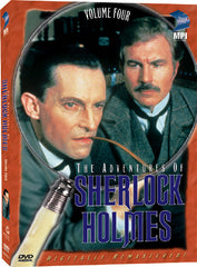Adventures of Sherlock Holmes: Volume 4, The - Box Art
