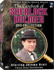Casebook of Sherlock Holmes, The - Box Art