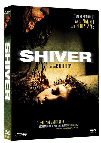 Shiver - Box Art