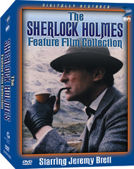Sherlock Holmes Feature Films Collection - Box Art