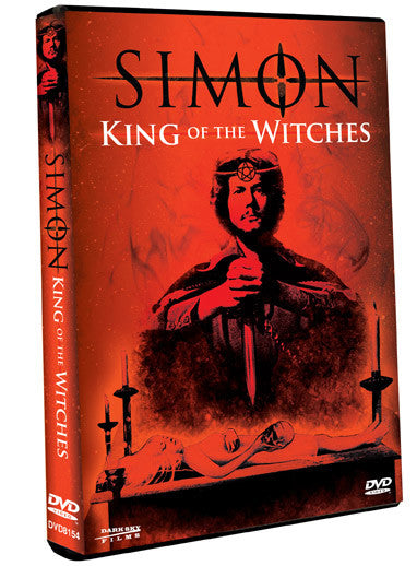 Simon: King of the Witches - Box Art