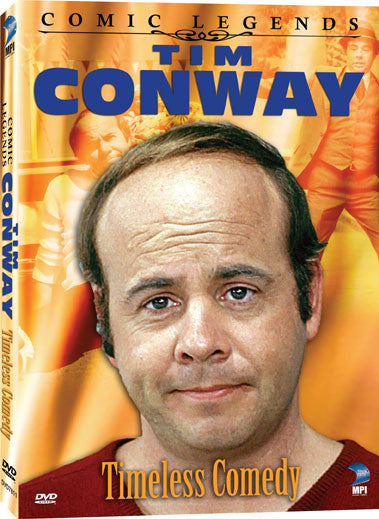 Tim Conway: Timeless Comedy - Box Art