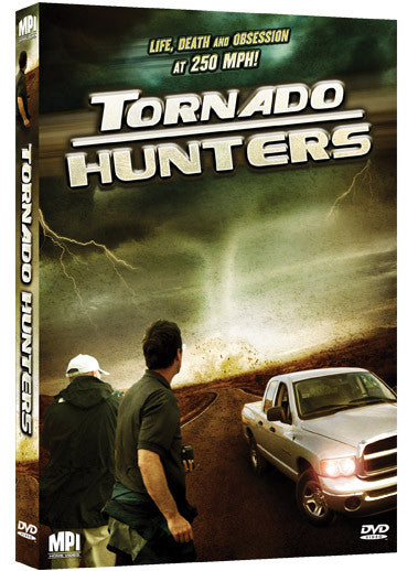 Tornado Hunters - Box Art