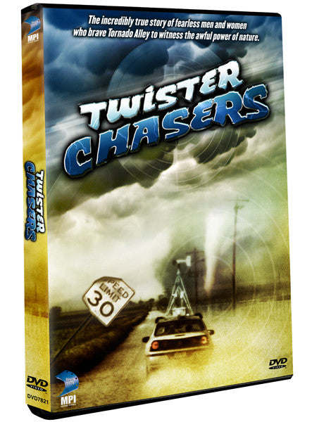 Twister Chasers - Box Art