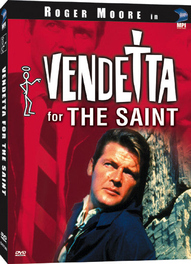 Vendetta for the Saint - Box Art