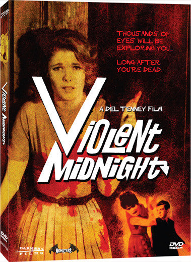 Violent Midnight - Box Art