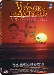 Voyage of La Amistad: A Quest for Freedom, The - Box Art