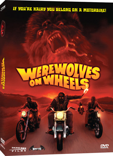 Werewolves on Wheels - Box Art