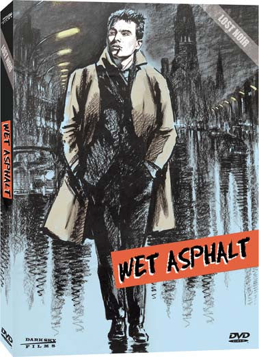 Wet Asphalt - Box Art