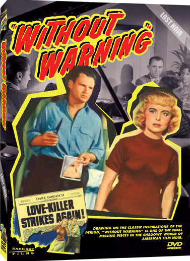 Without Warning - Box Art