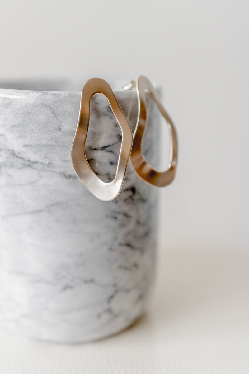 KIERA LOOP EARRINGS