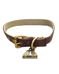Webb Leather Collar