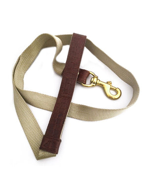 Webb Leather Leash