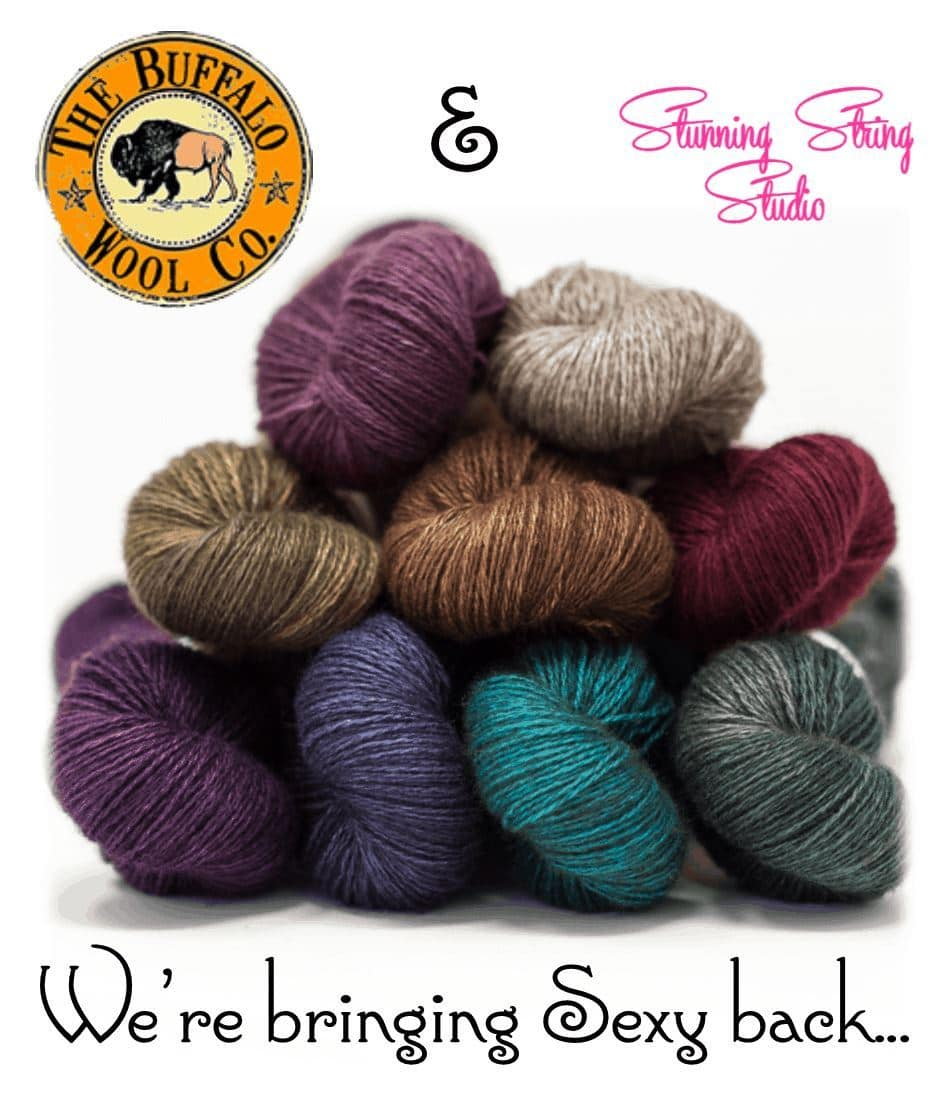 Stunning Buffalo Yarns & Kits