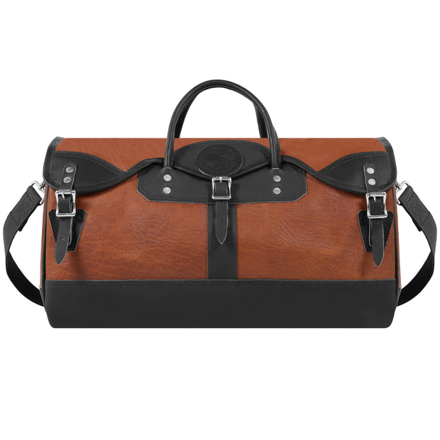 Bison Leather Sportsman's Duffel Accessories Duluth Pack Black
