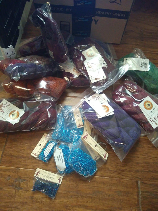 Grab bags for yarnies Yarn The Buffalo Wool Co.