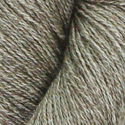 Natural - undyed bison & silk blended