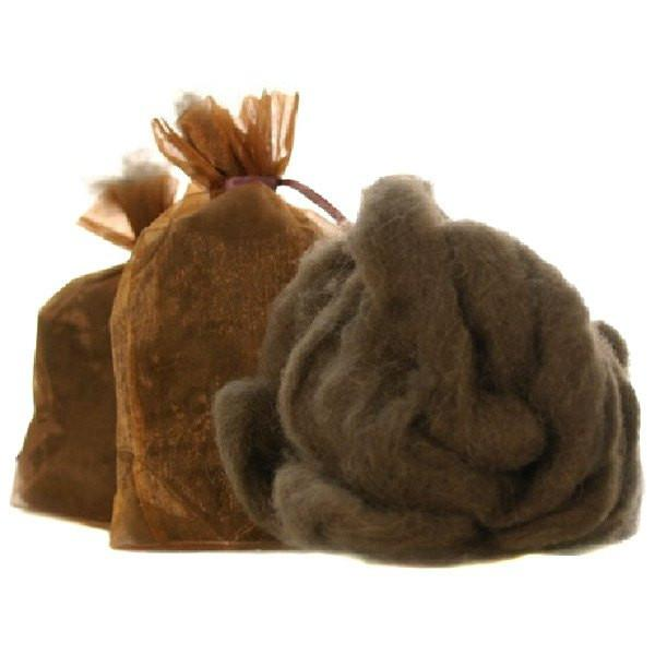 Cloud - Bison 100% Yarn The Buffalo Wool Co. 1 oz bag