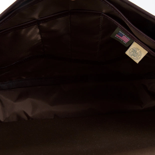 Bison Leather Book Bag Accessories Duluth Pack